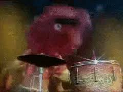 animal muppet drums gif. Simple Gif Animal Drums Muppet Show Animal Wild Thing GIF Intended Muppet Gif P