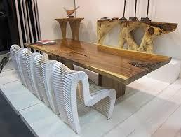 unique wood furniture designs. Amazing Solid Wood Dining Table Sets Unique Furniture Designs
