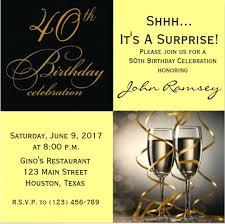 Birthday Invitation Templates Free Download 40th Birthday Invitation Templates Free Download Ideas 40th Birthday