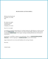 Letters Of Resignation Template Resignation Letter Template Download Resignation Letter
