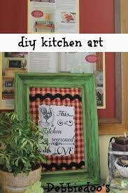 image vintage kitchen craft ideas. Cute Vintage Kitchen Art Image Craft Ideas H