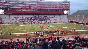 Nebraska Memorial Stadium Seating Chart Rows Memorial Stadium Nebraska Section 7 Rateyourseats Com