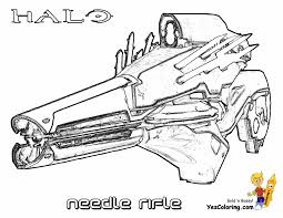 Small Picture Fearless Halo 3 Coloring Sheets Halo 3 Free Halo Game Halo