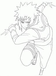 Chibi Naruto Coloring Pages Coloring Pages For All Ages Coloring