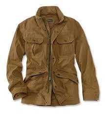 Midpoint Cotton Blend Jacket Orvis