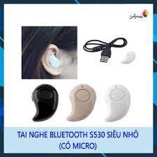 Tai Nghe Bluetooth Hình Hạt Đậu - Siêu Nhỏ Gọn HẠT ĐẬU