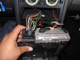 slk aftermarket radio installation instructions pictures another blurry clip picture