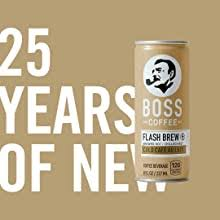 No, it's not between america and china. Boss Coffee By Suntory Japanese Flash Brew Original Black Coffee 8oz 12 Pack Imported From Japan Espresso Doubleshot Ready To Drink Keto Friendly Vegan No Sugar No Gluten No Dairy Amazon Com
