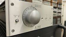My reference integrated amplifier was the nad c 325bee (50wpc into 8 ohms). Musical Fidelity M6i Monoblock Integrated Amplifier For Sale Online Ebay