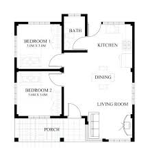 house designs and floor plans for small houses simple bungalow design with plan philippine philippines home