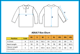 Arm Length Size Chart Sleeve Length Dress Shirt Chart Coolmine Community School