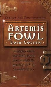 artemis fowl artemis fowl book 1 by eoin colfer