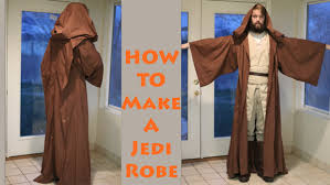 Jedi Costume Pattern