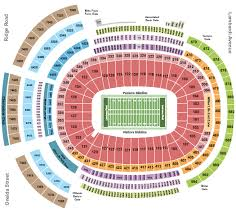 Detailed Seating Chart For Lambeau Field Green Bay Packers Vs Chicago Bears Tickets Sun Dec 15