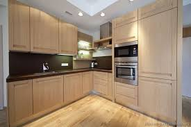 Small Picture Pictures of Kitchens Modern Light Wood Kitchen Cabinets