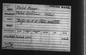 George Washington Welch (1825 - 1880) - Genealogy