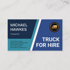 Transportation And Logistics Business Cards Business Cards 100
