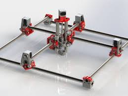 diy cnc machine kit. ryan zellars has created an amazing mostly printed reprap-style cnc machine called cnc. since posting his designs on thingiverse in march, diy cnc kit m