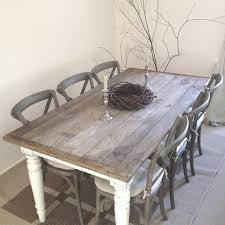 diy shabby chic dining table and chairs. introduced as well, ranging from a rustic farmhouse style dining table, to the modern · shabby chic diy table and chairs pinterest