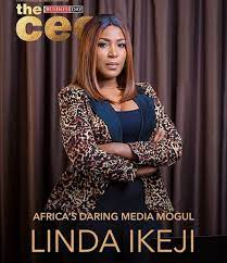 Linda Ikeji discusses how she moved from her humble beginnings to building  a media empire as she covers Business Day's The CEO magazine