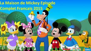 La Maison De Mickey Episode Complet Francais Dessin Anim Disney