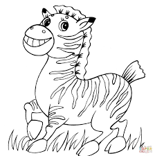 Nowadays, we advocate printable zebra coloring pages for kids for you, this post is similar with captain america face coloring page. Coloring Pages 12 Most Fab Free Printable Of Zebras Inspirations Adult Cute Horse Oguchionyewu