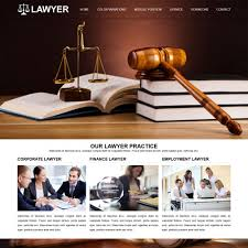 Law Templates Rt Lawyer Joomla Law Firm Templates
