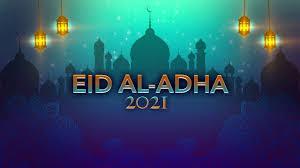 Eid Al-Adha 2021 - YouTube