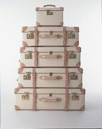 Suitcase With Drawers Globe Trotter Safari Collection In Ivory Http Wwwburlington