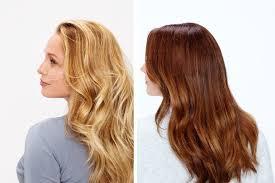 Esalon Hair Color Chart Home Hair Color How Light Or Dark Can You Go
