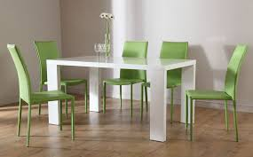 dining chairs awesome lime green intended for idea 16