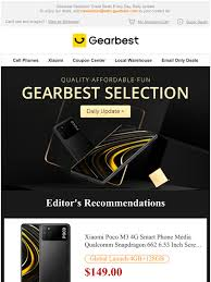 gearbest DE: Gearbest Selection of This Week Arrives | 50% OFF ...