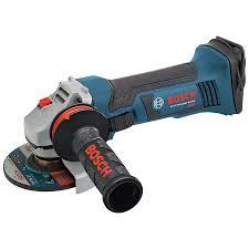 cordless grinder. bosch 4.5-in 18-volt-volt cordless angle grinder (bare tool only 7