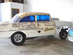 1955 Chevy gasser, as found | Supercars/Musclecars-For Sale | The ...