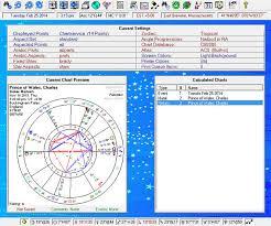 Alabe Chart Astrolabe Solar Fire V9