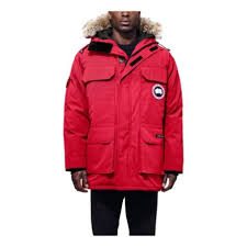 Canada Goose Men s Expedition Parka - Red