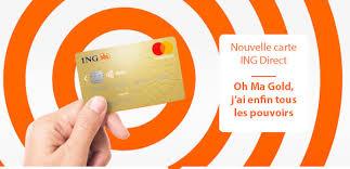 La Direct Bancaire Devient Carte Nouvelle D'ing Contact Sans