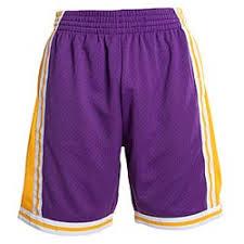 Nba Swingman Shorts Size Chart Mitchell And Ness Nba Swingman Shorts La Lakers