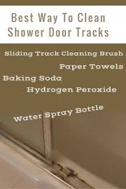 best cleaning shower doors ideas on cleaning glass