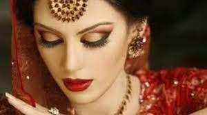 asian bridal makeup tutorial by qas of kashish traditional look video dailymotion