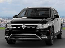 2018 volkswagen tiguan black. contemporary black deep black pearl to 2018 volkswagen tiguan black w