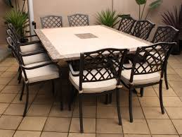 Outdoor Tile Table Top Tile Top Patio Table Lowes