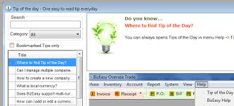 Easy Invoice Best ERP Software Wanted BizEasy Invoicing Software System