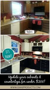 Granite Kitchen Makeovers