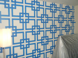 wall taping | Give a Hoot {After but Before}: Orange You Glad I. Painters Tape  DesignPainted ...