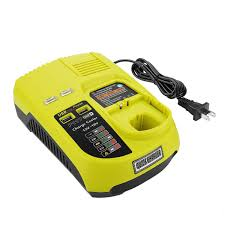 Ryobi P117 No Lights Yabelle P117 Dual Chemistry Intelliport Charger For All Ryobi 12v 18v One Lithium Battery Nicad Nimh Battery Us Plug Battery Not Included Charger