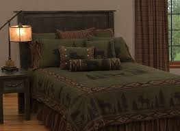 rustic luxury bedding. Simple Rustic Moose 1 Rustic Lodge Bedding Inside Luxury L