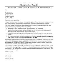 Salesperson Marketing Cover Letters Resume Genius Salesperson Cv