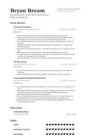 Leasing Consultant Resume Examples Best Of Nurse Resume Example Pinterest Sample Resume Resume Examples