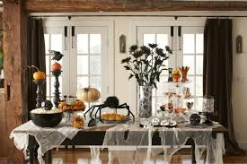 How To Decorate Your Dining Room Table For Halloween